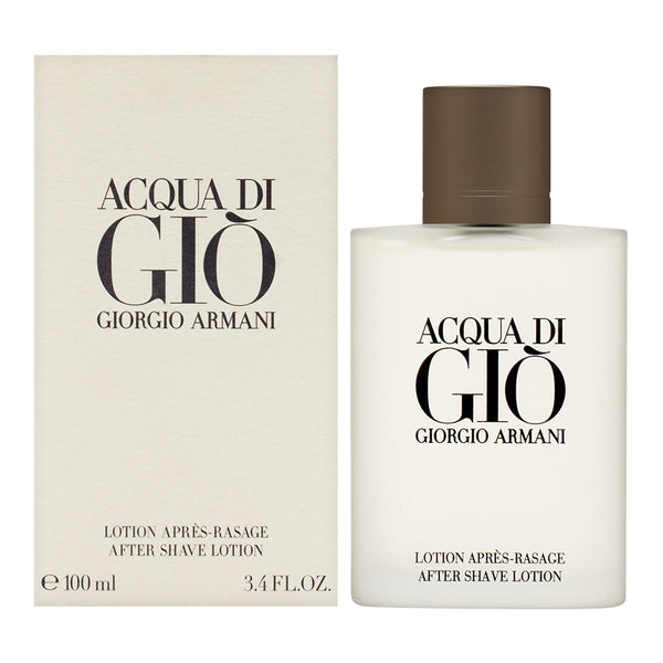 Acqua di Gio by Giorgio Armani for Men 3.4 oz After Shave Pour
