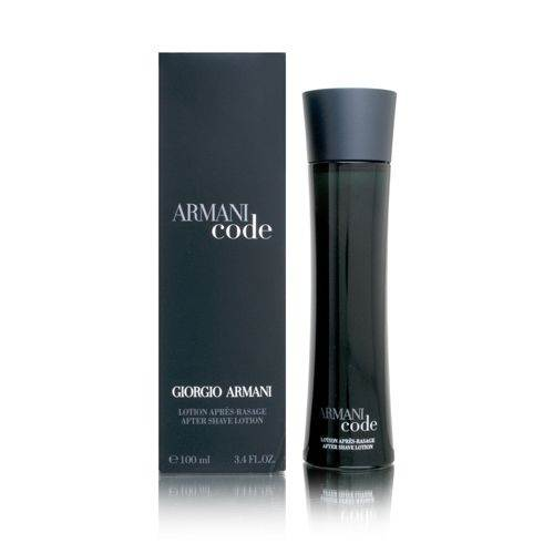 Armani Code by Giorgio Armani for Men 3.4 oz After Shave Pour