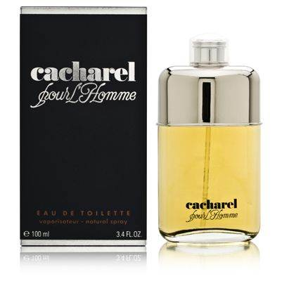 Cacharel Pour Homme 3.4 oz Eau de Toilette Spray
