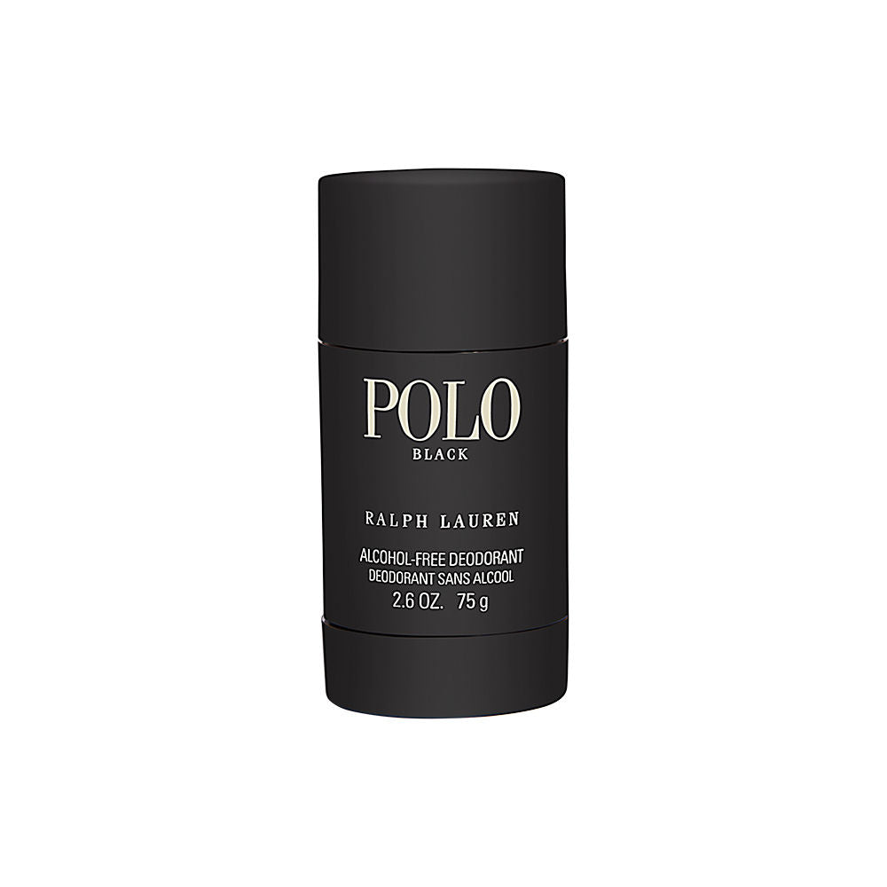 Polo Black by Ralph Lauren for Men 2.5 oz Deodorant Stick Alcohol-Free