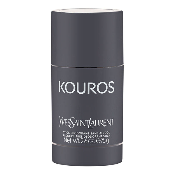 Kouros by Yves Saint Laurent for Men 2.6 oz Deodorant Stick Alcohol Free