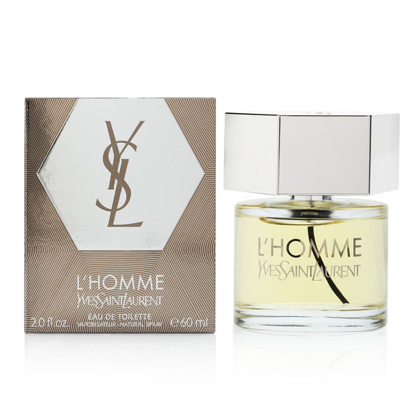 L'Homme Yves Saint Laurent for Men 2.0 oz Eau de Toilette Spray