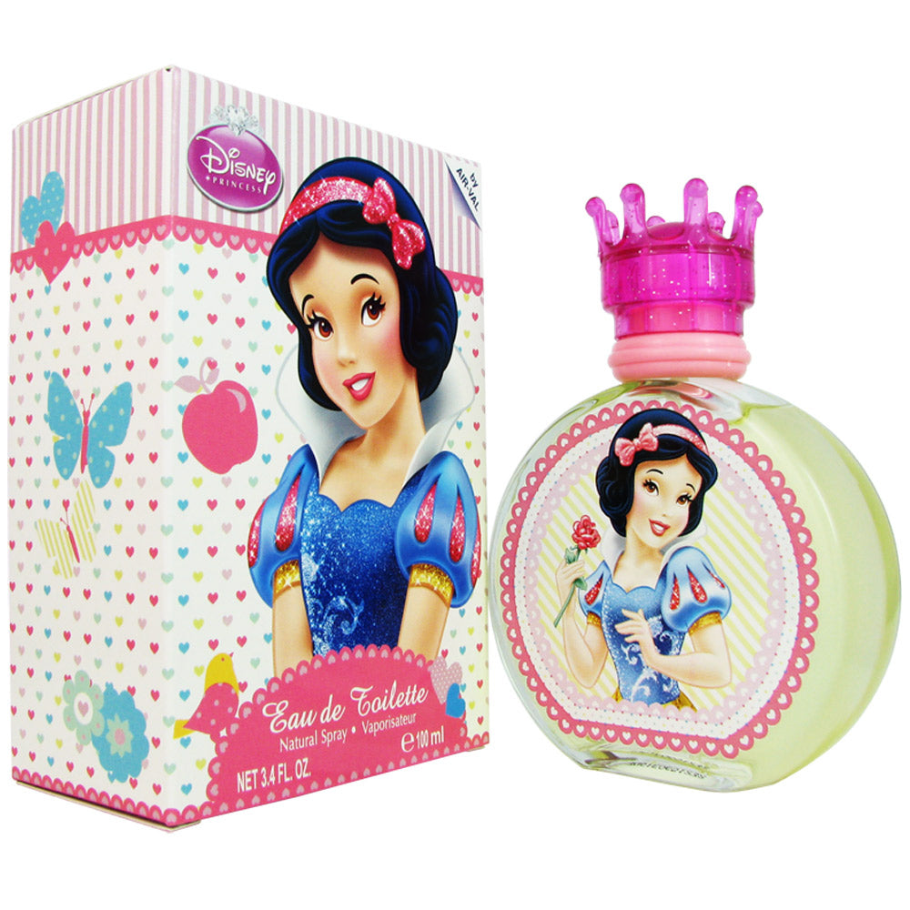 Disney Princess Snow White 3.4 oz Eau de Toilette Spray For Girls