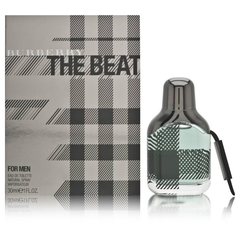 Burberry The Beat by Burberry for Men 1.0 oz Eau de Toilette Spray
