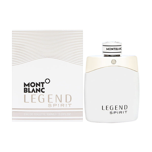 Montblanc Legend Spirit by Montblanc for Men 3.3 oz Eau de Toilette Spray