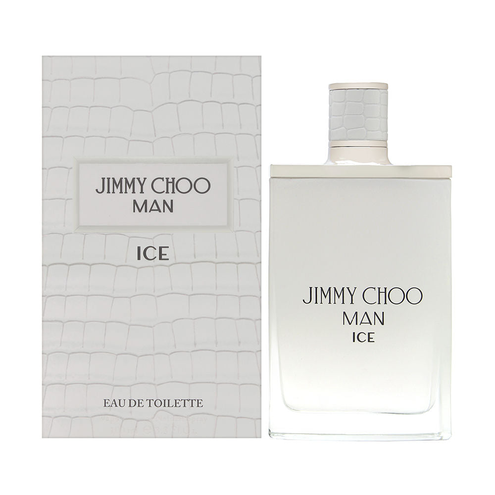 Jimmy Choo Man Ice 3.3 oz Eau de Toilette Spray