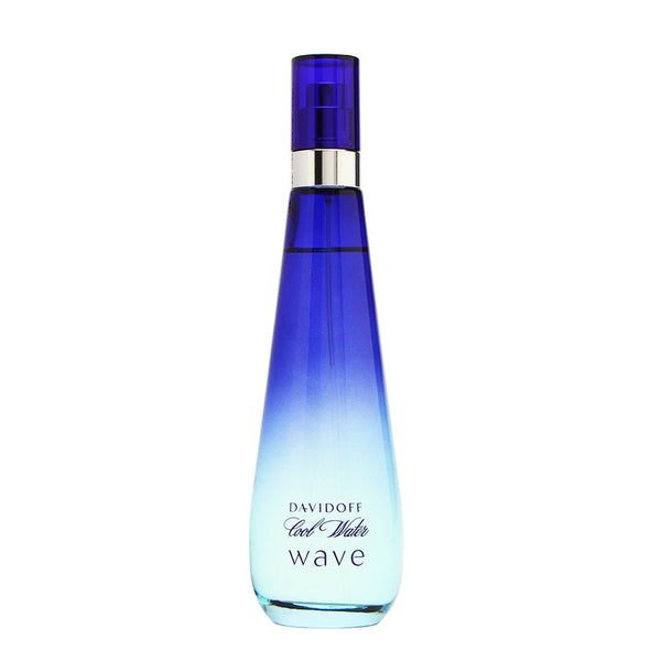 Cool Water Wave by Davidoff for Women 3.4 oz Eau de Toilette Spray (Tester no Cap)