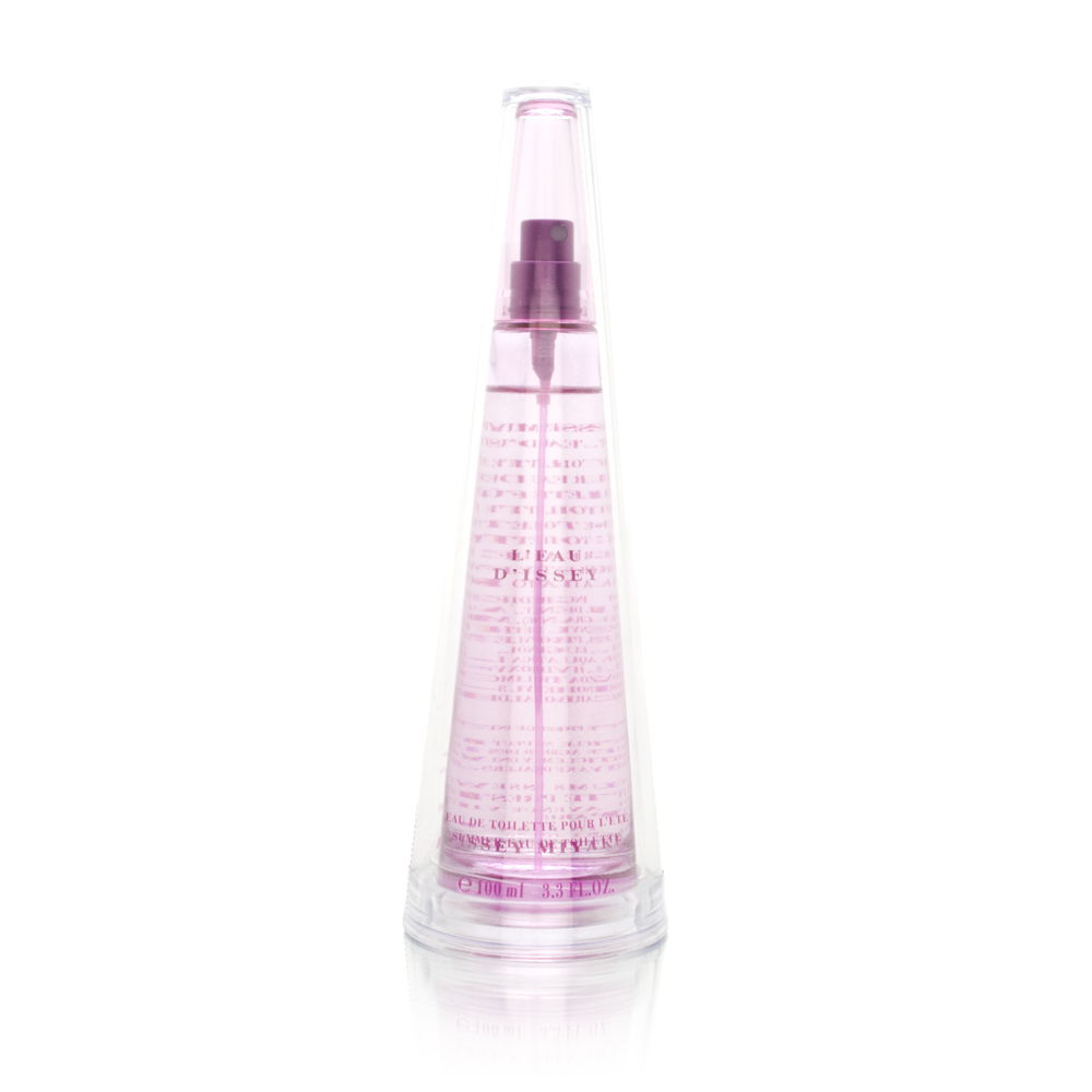 L'eau d'Issey Summer Fragrance by Issey Miyake for Women 3.3 oz Summer Eau de Toilette Spray 2006 Limited Edition