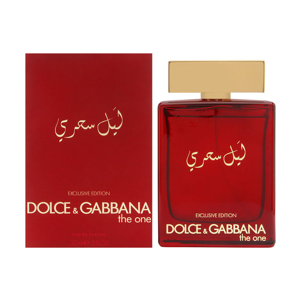 Dolce & Gabbana The One Mysterious Night for Men 5.1 oz Eau de Parfum Spray