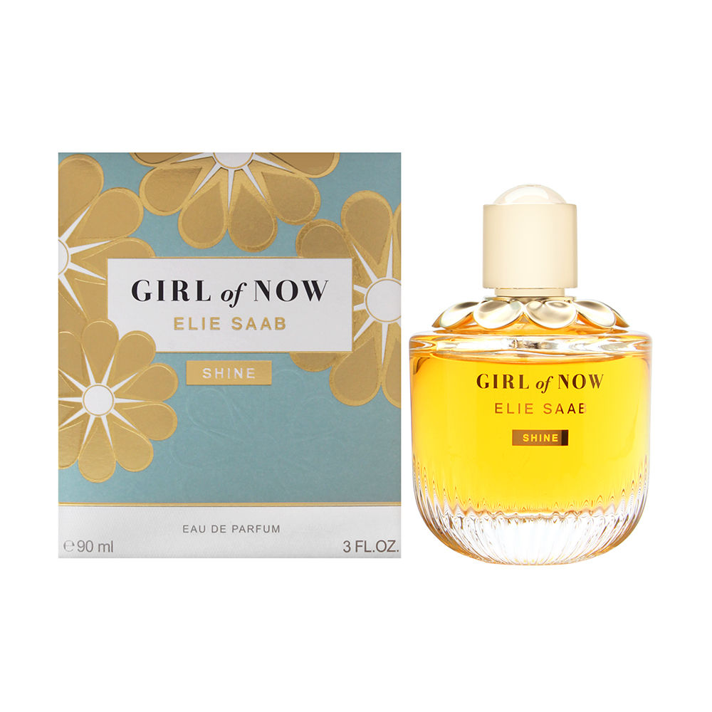 Girl of Now Shine by Elie Saab 3.0 Eau de Parfum Spray