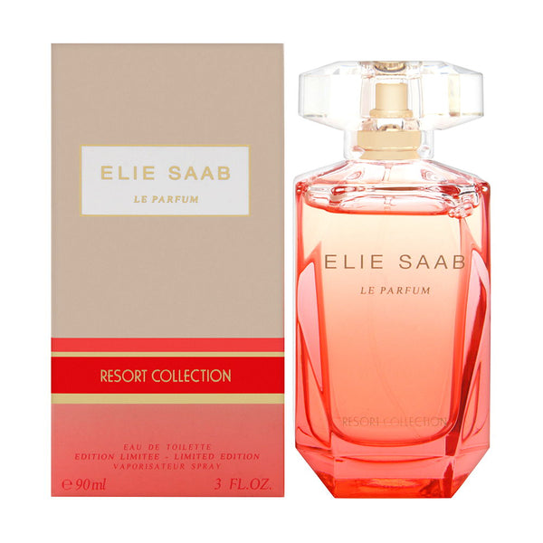 Elie Saab Le Parfum Resort Collection for Women 3.0 oz Eau de Toilette Spray Limited Edition 2017