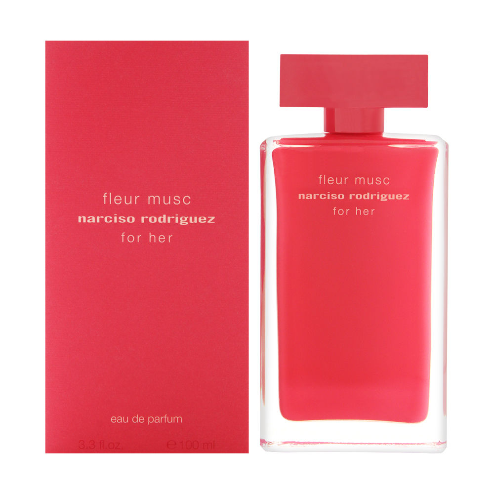 Narciso Rodriguez Fleur Musc for Her 3.3 oz Eau de Parfum Spray