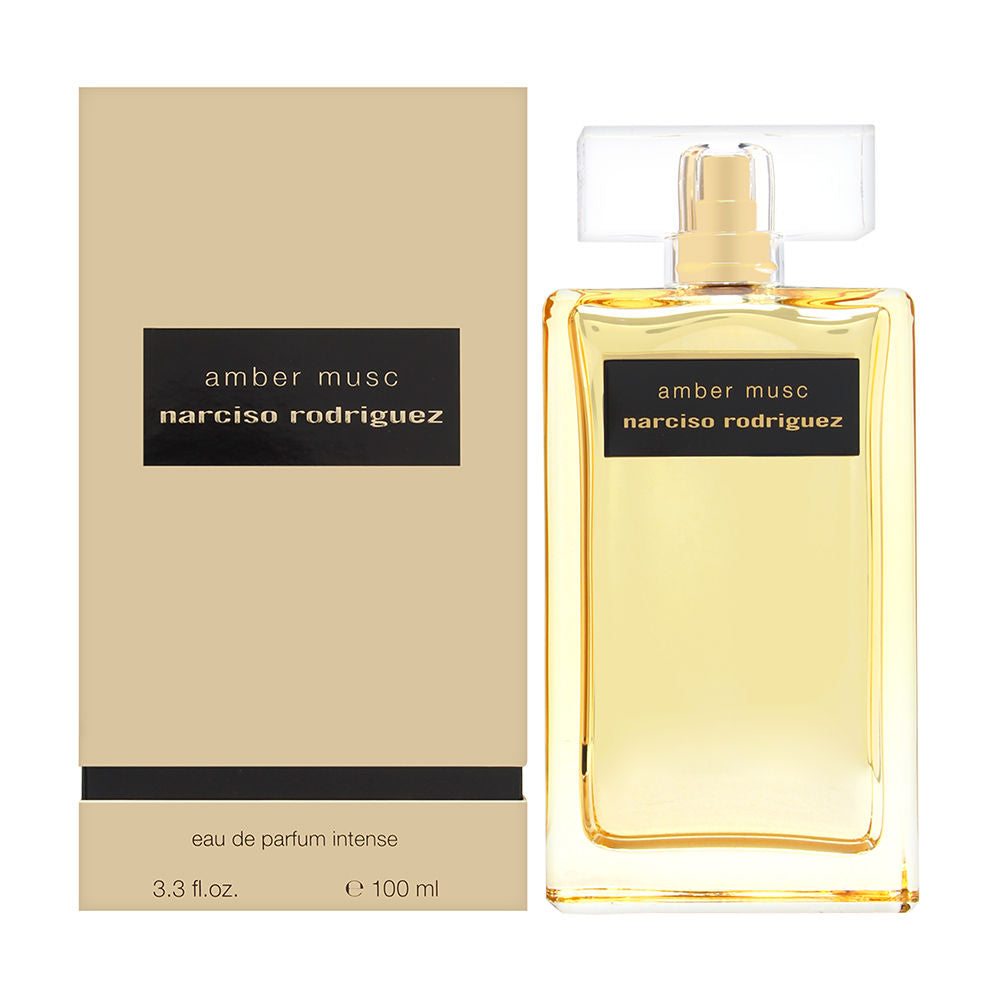Narciso Rodriguez Amber Musc for Her 3.3 oz Eau de Parfum Intense Spray