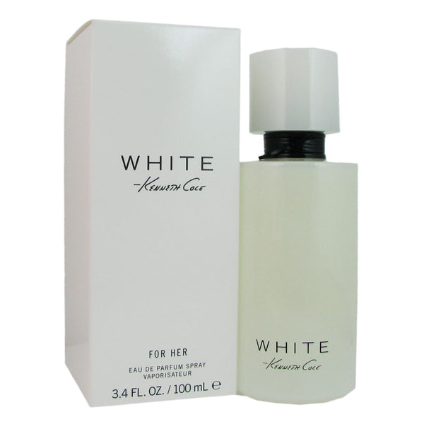 WHITE for Her by Kenneth Cole 3.4 oz / 100 ml Eau de Parfum Spray