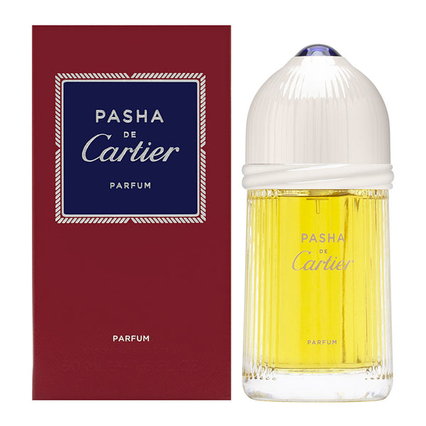 Pasha de Cartier by Cartier for Men 1.6 oz Parfum Spray
