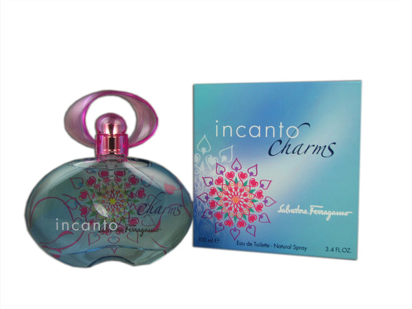 Incanto Charms for Women by Ferragamo 3.4 oz Eau de Toilette Natural Spray