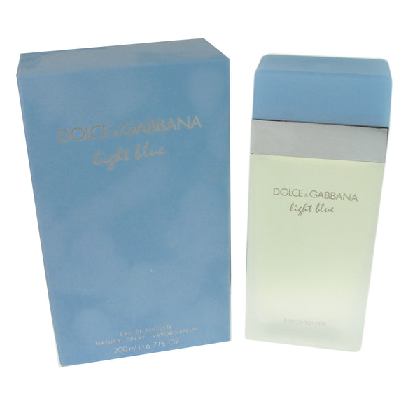 Dolce & Gabbana Light Blue for Women 6.7 oz Eau de Toilette Spray
