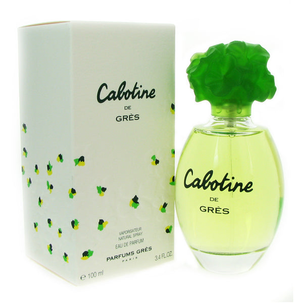 Cabotine for Women by Gres 3.4 oz Eau de Parfum Spray