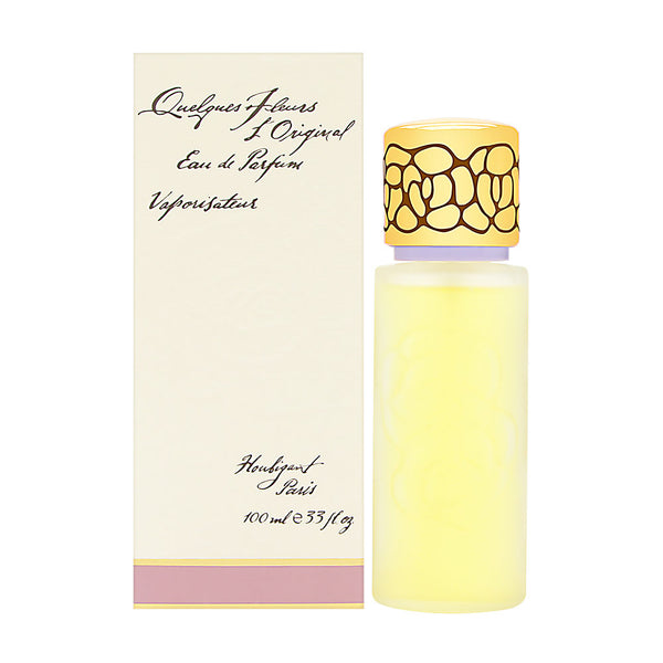 Quelques Fleurs by Houbigant for Women 3.3 oz Eau de Parfum Spray