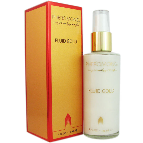 Pheromone for Women by Marilyn Miglin 4 oz Fluid Gold