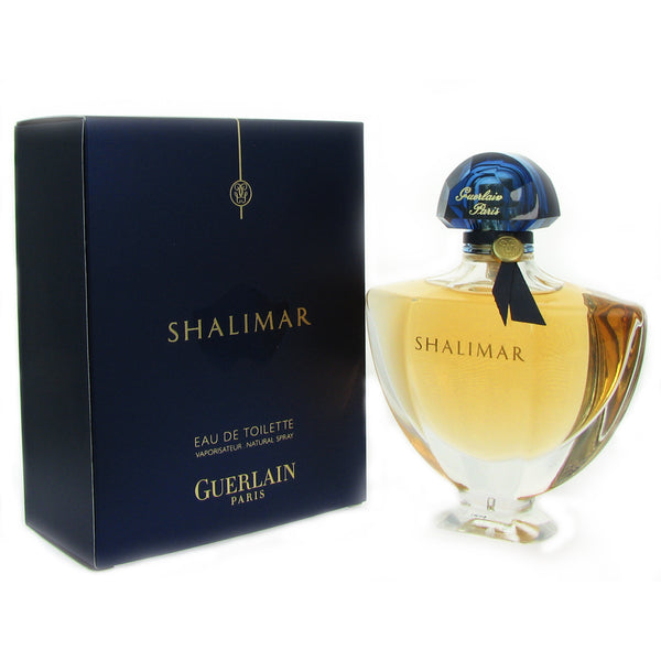Shalimar for Women by Guerlain 3 oz 90 ml Eau de Toilette Spray