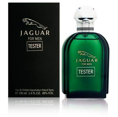 Jaguar by Jaguar for Men 3.4 oz Eau de Toilette Spray (Tester)
