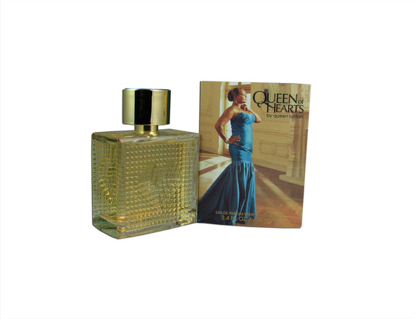 Queen Of The Heart  For Women by Queen Latifah 3.4 oz Eau de Parfum Spray