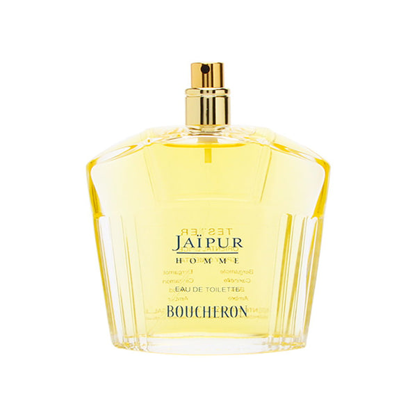 Jaipur Homme by Boucheron 3.3 oz Eau de Toilette Spray (Tester no Cap)