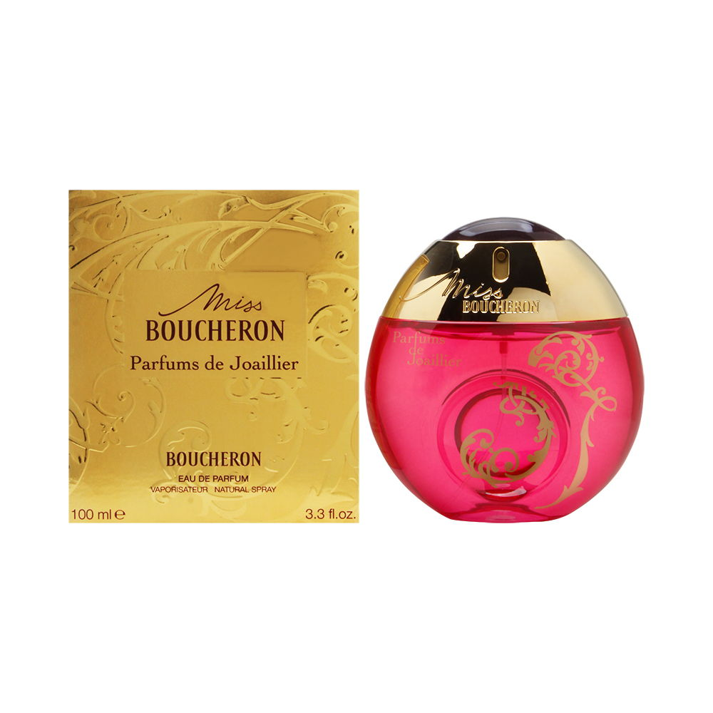 Miss Boucheron by Boucheron for Women 3.3 oz Eau de Parfum Spray