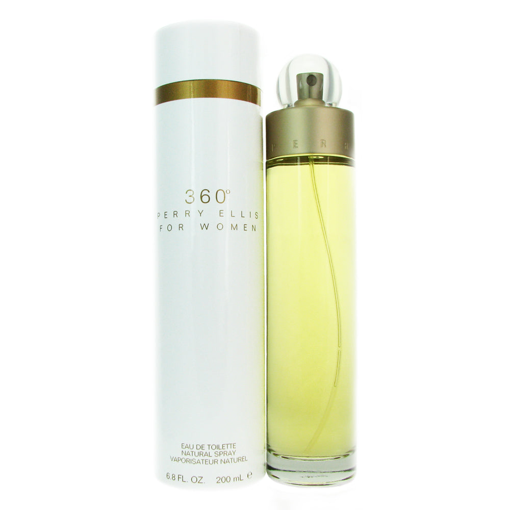 360 for Women by Perry Ellis 6.8 oz Eau de Toilette Spray