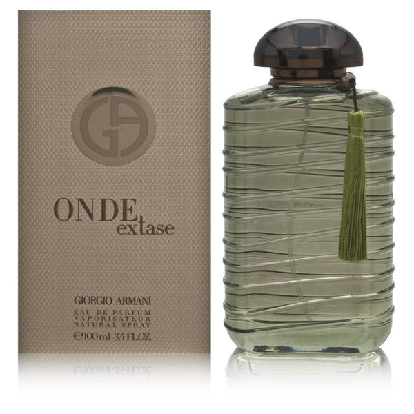 Onde Extase by Giorgio Armani for Women 3.4 oz Eau de Parfum Spray