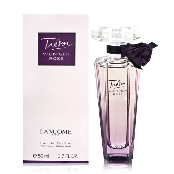 Tresor Midnight Rose by Lancome for Women 2.5 oz Eau de Parfum Spray (Tester)