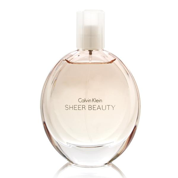 Calvin Klein Sheer Beauty for Women 3.4 oz Eau de Toilette Spray (Tester)