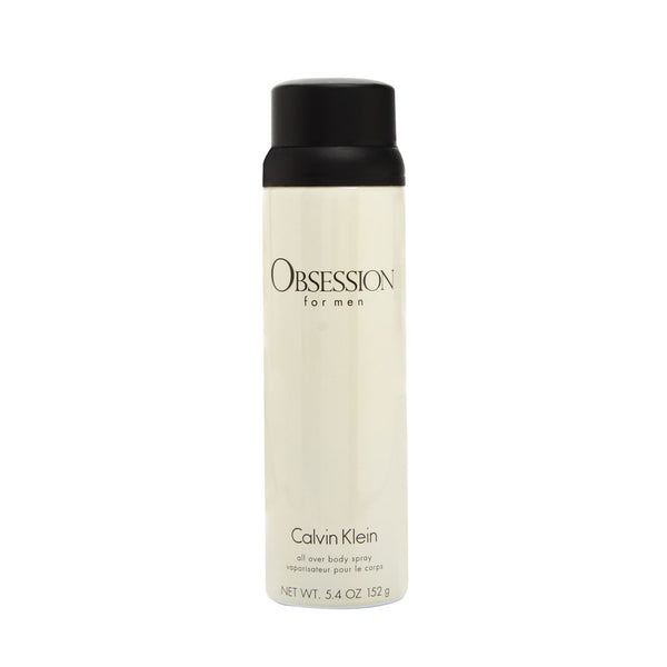 Obsession by Calvin Klein for Men 5.4 oz All Over Body Spray