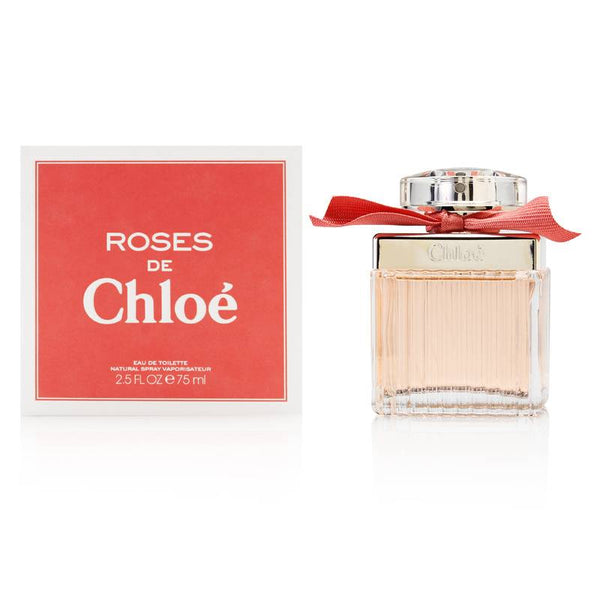 Roses de Chloe by Parfums Chloe for Women 2.5 oz Eau de Toilette Spray