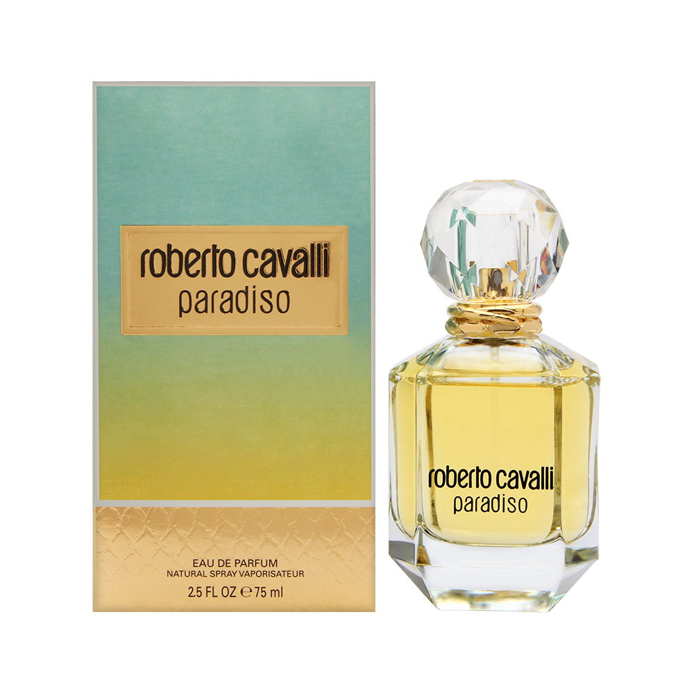 Roberto Cavalli Paradiso for Women 2.5 oz Eau de Parfum Spray