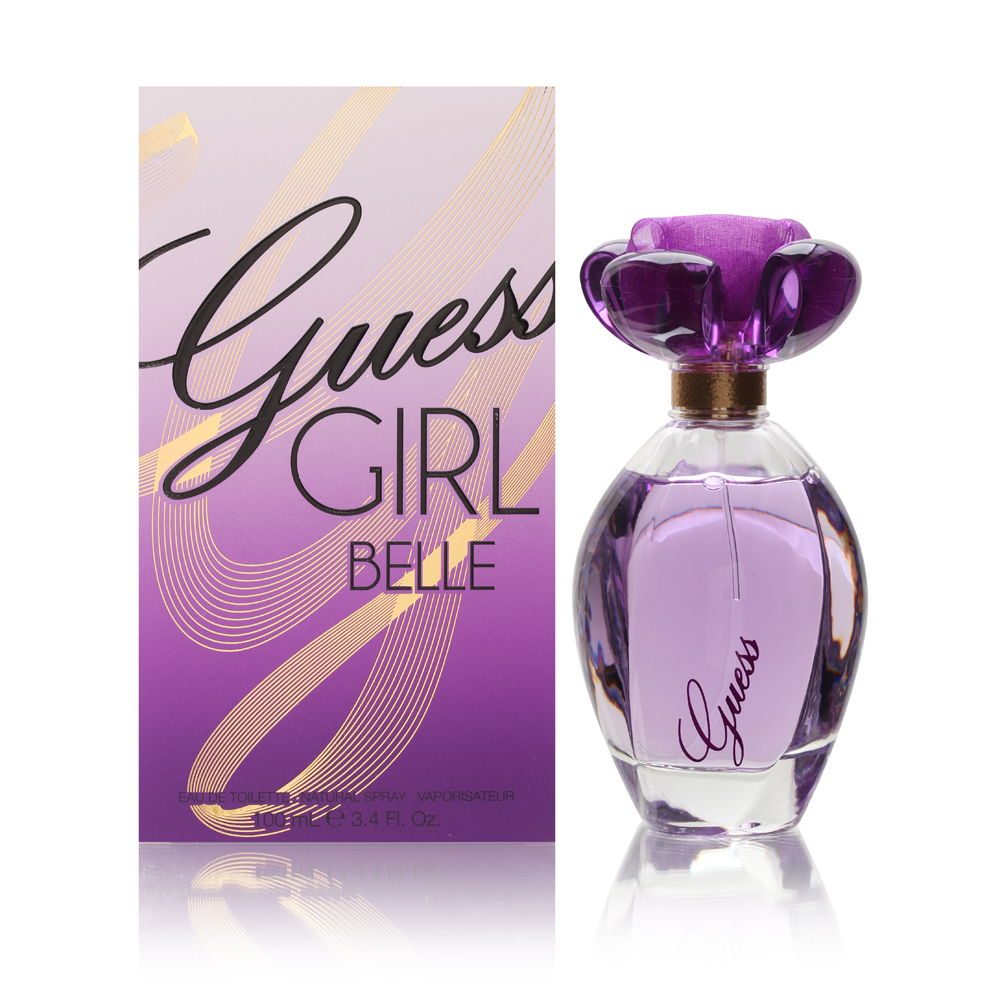 Guess Girl Belle by Guess for Women 3.4 oz Eau de Toilette Spray