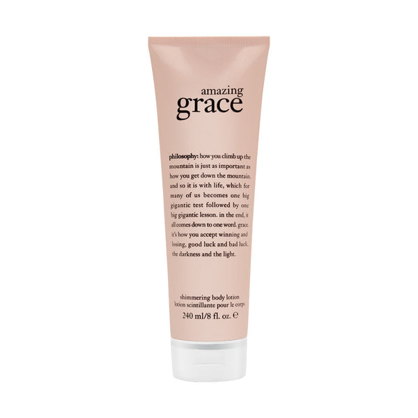 Philosophy Amazing Grace 240ml/8oz Shimmering Body Lotion