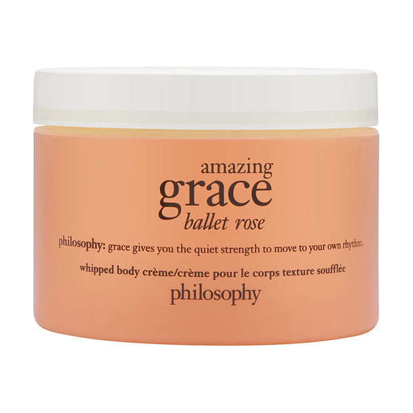 Philosophy Amazing Grace Ballet Rose 8.0 oz Whipped Body Cream