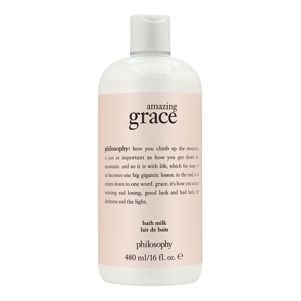 Philosophy Amazing Grace 16.0 oz Bath Milk