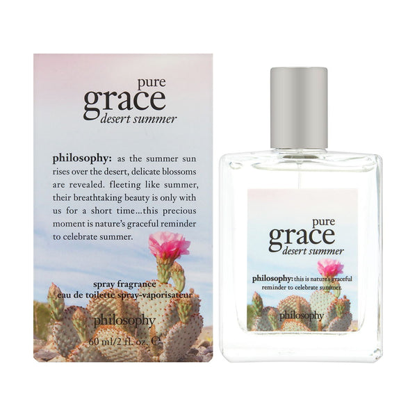 Philosophy Pure Grace Desert Summer 2.0 oz Eau de Toilette Spray