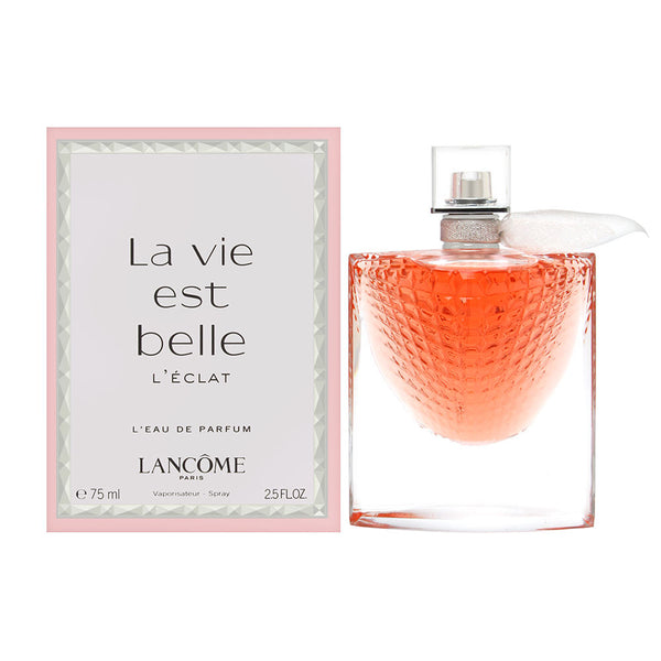 La Vie Est Belle L'Eclat by Lancome for Women 2.5 oz L'eau de Parfum Spray
