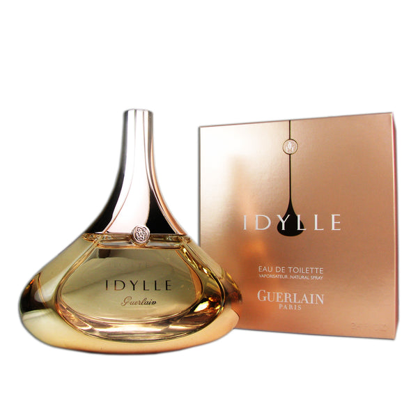 Idylle Guerlain for Women by Guerlain 3.4 oz Eau de Toilette Spray