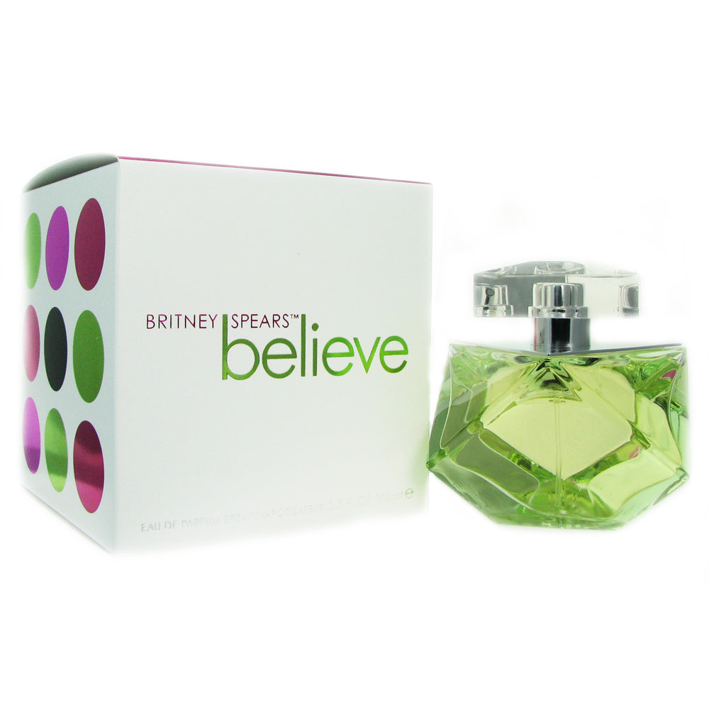 Believe for Women by Britney Spears 3.3 oz Eau de Parfum Spray