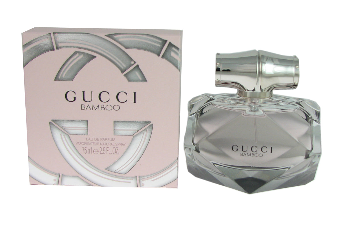Gucci Bamboo for Women 2.5 oz Eau de Parfum Spray