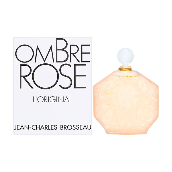 Ombre Rose by Jean Charles Brosseau for Women 6.0 oz Eau de Toilette Splash Flacon