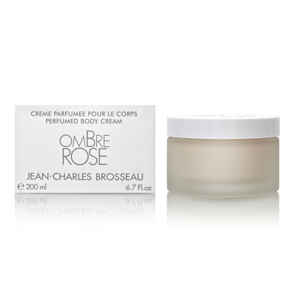 Ombre Rose by Jean Charles Brosseau for Women 6.7 oz Perfumed Body Cream