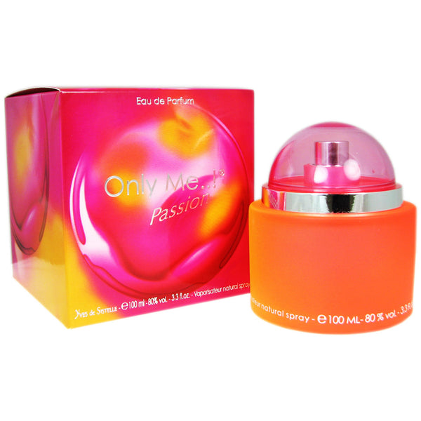 Only Me! Passion by Yves De Sistelle 3.3 oz Eau de Parfum Spray