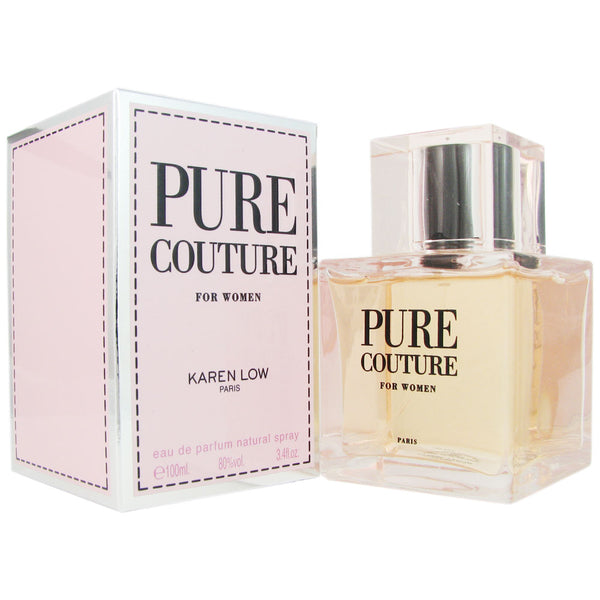 Pure Couture for Women by Karen Low 3.4 oz Eau de Parfum Spray