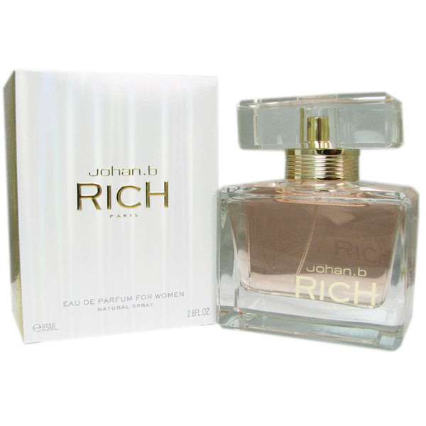 Rich for Women by Johan B. 2.8 oz Eau de Parfum Spray